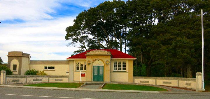 Waiau Memorial Library