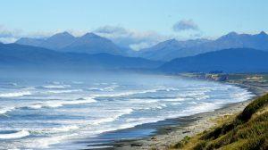 Te Waewae Bay Coastline