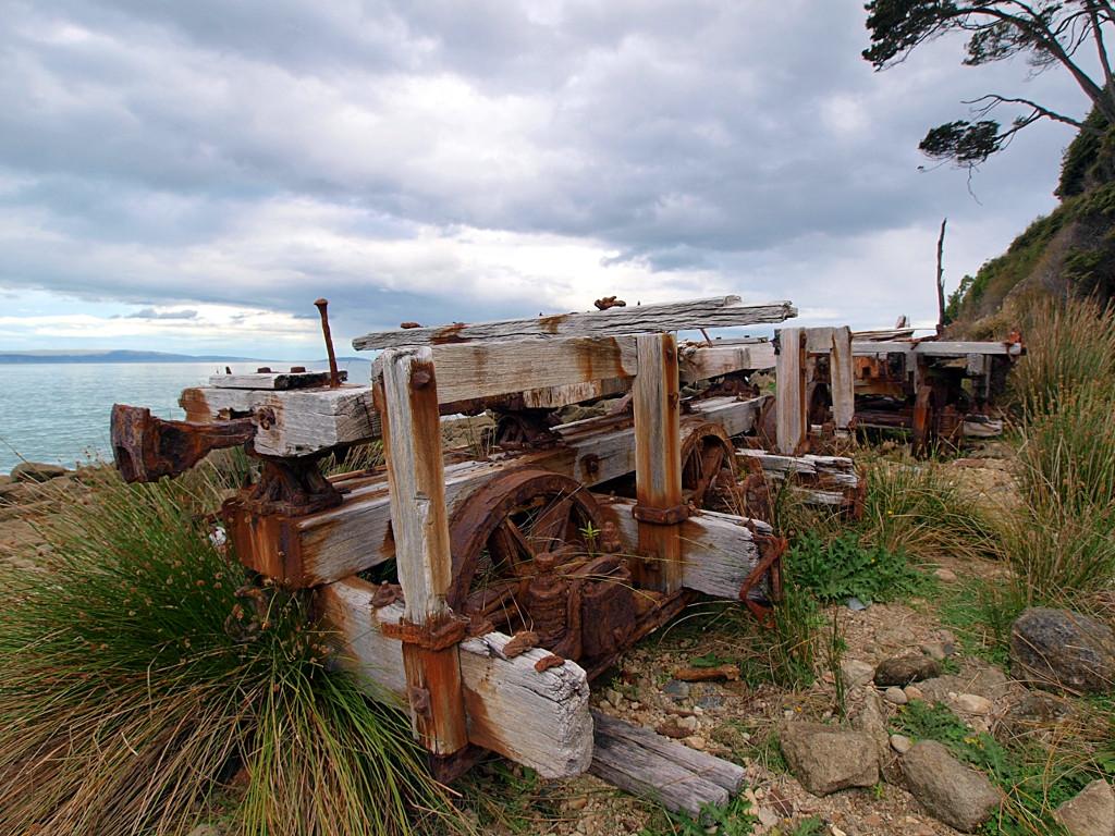 Hump Ridge Track ~ Port Craig Relic