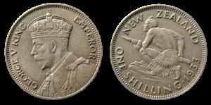 New Zealand Shilling